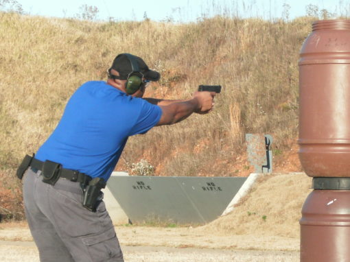 Firearms Training - Tactical 360 Firearms Defensive Tactics