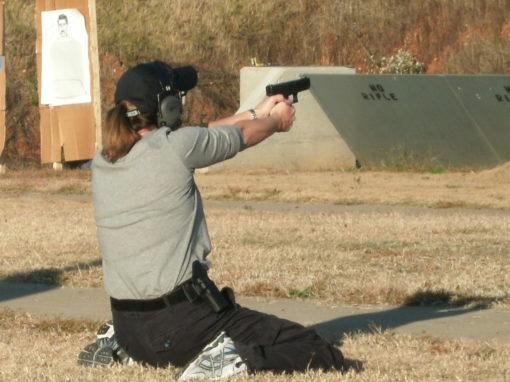 Firearms Training - Tactical 360 Firearms Defensive Tactics
