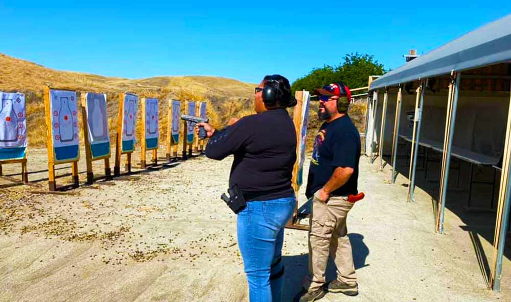Defensive Tactics & Firearms Training in Kern County, California