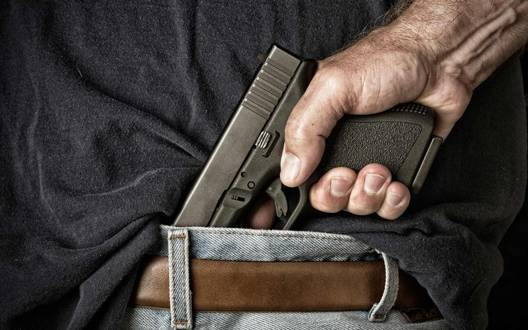 One-Day CCW Course in Kern County, California (Kern County Residents)